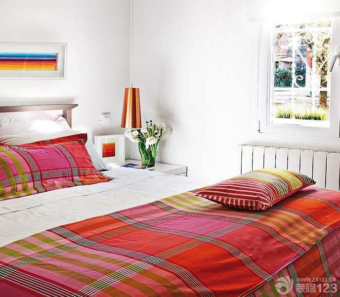 45平米小户型家居卧室设计效果图片大全