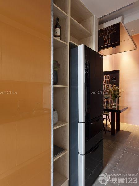 60平米小户型简约厨房装修图片大全